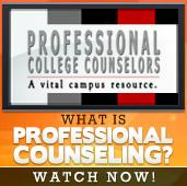 Professional Counseling Video